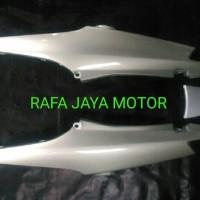 Cover Body New Honda Supra Fit 2006 Warna Silver