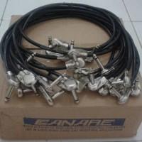 kabel gitar kabel jumper 20cm