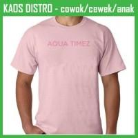 Kaos Aqua Timez 2 JQ60 Oblong Distro