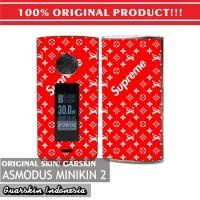 Original! Mod Vape Asmodus Minikin 2 / V2 Skin / Garskin - Supreme