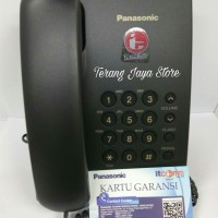 Telepon Kabel Panasonic KX-TS505MX (Hitam) Pesawat Telepon RumahTS 505