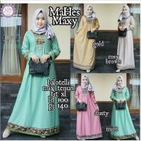 mahes maxi/gamis sayri/baju marmer/tanah abang/baju online