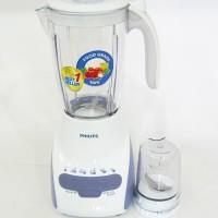 SALE murah Philips HR2115 White Blender   Gelas Plastik 2L 600W HR 211