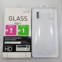 Samsung S6 EDGE Plus + FULL LCD Screen Guard Melengkung Antigores