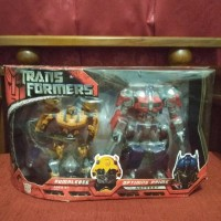 Transformers Bumblebee Optimus Prime Autobot