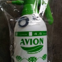 Pressure Sprayer Avion 2ltr *bkn tank Knapsack Semprot yoto kyokan