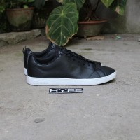 Sepatu Adidas Neo Advantage Black/White Original Murah Leather
