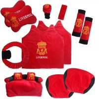 Bantal Mobil Exclusive 8 in 1 Club Liverpool