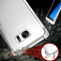 Anti Crack Samsung S7 Edge Note 8 A3 A5 A7 2017 J3 J5 J7 Pro Casing