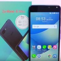 Asus Zenfone 4 Max Pro ZC554KL Smartphone - Gold [32 GB/ 3 GB]