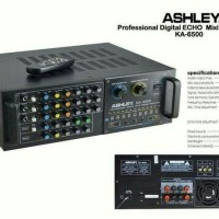 Power Ashley amplifier ka 6500 original