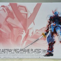 RG Astray Red Frame Plated Ver (GUNPLA EXPO LIMITED)