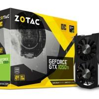 VGA Card ZOTAC GeForce GTX 1050 OC 2GB DDR5 Dual Fan (OC Edition)