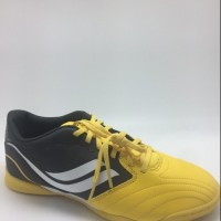Sepatu futsal legas original league Encanto Kuning abu abu new 2017