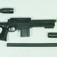 BEST SELLER! Sniper L96 Magnum AWP Black Airsoftgun Spring