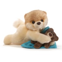 GUND Boo Bedtime with Teddy -LARGE