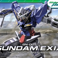 Bandai Original HG 1/144 Gundam Exia