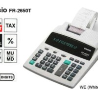 CASIO FR-2650T KALKULATOR PRINTING Berkualitas