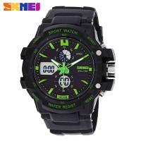 JUAL PROMO Jam Tangan SKMEI Sport Watch 0990 ORIGINAL - Green