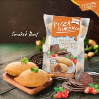 Pizza Goreng Indosaji - Smoked Beef