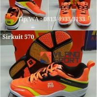 Sepatu Badminton RS Sirkuit 570
