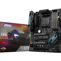 MSI X370 GAMING PRO CARBON AM4 AMD X370 SATA 6Gb/S HDMI ATX Motherboar