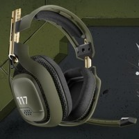 (Diskon) Headset Gaming Astro A50 Wireless HALO EDITION