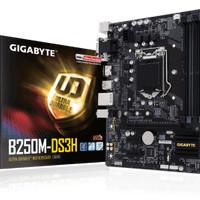 Gigabyte GA-B250M DS3H