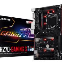 Gigabyte GA-H270 GAMING 3