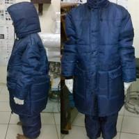 jacket cold storage,jaket baju celana tahan suhu dingin