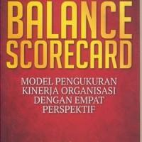 Buku Balance Scorecard - Raih Asa Sukses