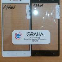 touchscreen oppo neo 7 / a33w - Hitam