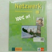 Netzwerk A1,A2 n B1 Buku bahasa Jerman