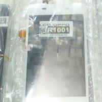 lcd plus touch screen oppo joy R1001