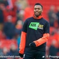 Kaos Tshirt Baju Combed 30S Liverpool Training Prematch Kick It Out