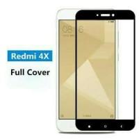 XIAOMI REDMI 4X - TEMPERED GLASS WARNA XIAOMI REDMI 4X FULL COVER