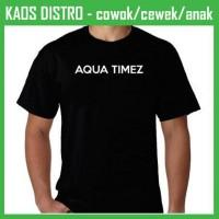 Kaos Aqua Timez 1 JQ58 Oblong Distro