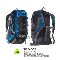 Tas Daypack Ransel Carrier 35 Liter untuk Camping Mdl Dueter Rei Eiger