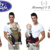 Babysafe Hipseat Carrier, Hip Seat gendongan bayi