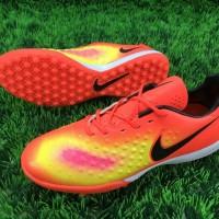 Sepatu Futsal Nike Terbaru Ori Magista Onda II TF - Total Crimson