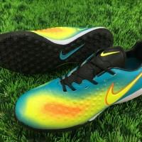 Sepatu Futsal Nike Terbaru Original Magista Onda II TF - Rio Teal