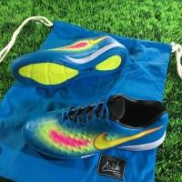 Sepatu Futsal Nike Terbaru Original Magista II Onda IC - Rio Teal