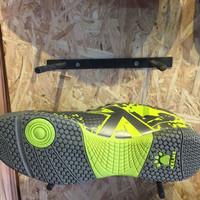 Sepatu futsal kelme original Star Evo Silver lime new 2 Limited