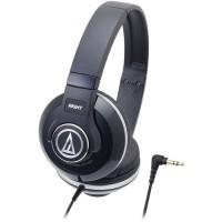 Headphone Audio-Technica Ath-S500 Bk Street Monitoring Headphone -