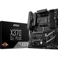 MSI X370 SLI Plus (Socket AM4 DDR4)