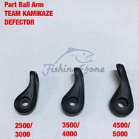 Team Kamikaze Part - Bail Arm DEFECTOR 3500/4000 Spinning Reel