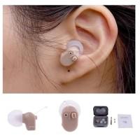 Alat Bantu Dengar Pendengaran u/ telinga Super Mini Terkecil - AXON