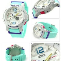 jam tangan wanita ori bm casio BABY-G bga.180