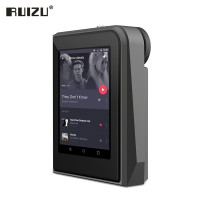 RUIZU A50 DSD256 24bit/192kHz HD Lossless MP3 Sport Music Player