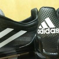 (Murah) Sepatu Bola / Soccer Adidas Adizero F50 99 Gram Black - FG